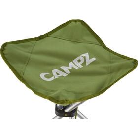CAMPZ 4 Legs Silla plegable, olive